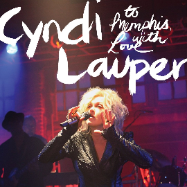 Cyndi Lauper – To Memphis With Love