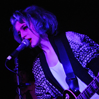 17/02/2012 | Beth Jeans Houghton – Captain's Rest, Glasgow (Photos)