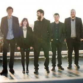 21/05/2012 | Admiral Fallow – Queens Hall, Edinburgh