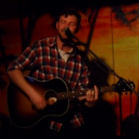 26/07/2012 | Jack Carty – Cafe Lounge, Sydney
