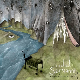 Rachel Sermanni Under Mountains Cover
