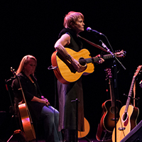 22/10/2012 | Mary Chapin Carpenter & Shawn Colvin – Royal Festival Hall, London