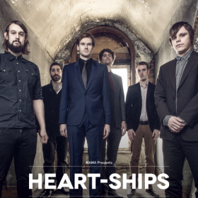 New Music: Heart Ships