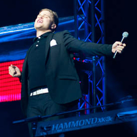 In Photos: Olly Murs – NIA, Birmingham (20th March 2013)