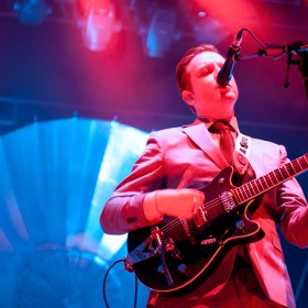 In Photos: Two Door Cinema Club – Wolverhampton Civic Hall (26th April 2013)