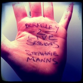 Stephanie Manns – The Berkeley EP