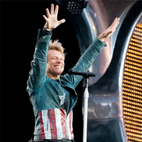 In Photos: Bon Jovi – Villa Park (9th June 2013)