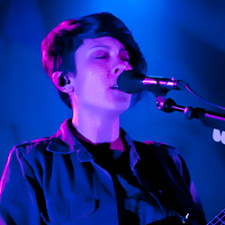 In Photos: Tegan and Sara – The HMV Institute, Birmingham (12th June 2013)