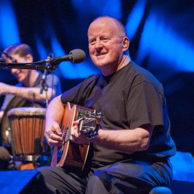 In Photos: Christy Moore – Royal Festival Hall, London