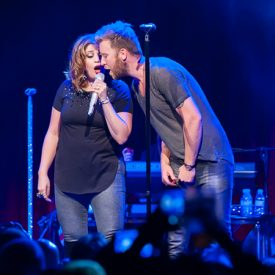 In Photos: Lady Antebellum – Brooklyn Bowl, London