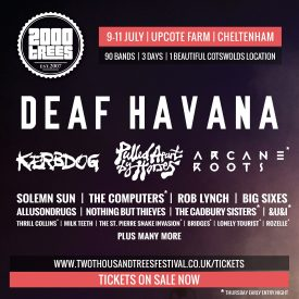Preview: 2000 Trees Festival 2015