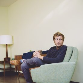 Q&A: Aaron Bruno (AWOLNATION) at Leeds Festival 2015