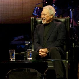 09/10/2015 | Sir Tom Jones – Symphony Hall, Birmingham