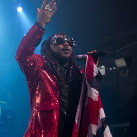 13/11/2015 | Skindred & Crossfaith – O2 Institute, Birmingham