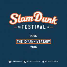 Preview: Slam Dunk Festival 2016