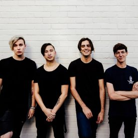 Q&A: With Confidence at Slam Dunk Festival, Midlands – May 2016