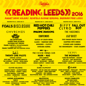 Preview: Reading & Leeds Festival 2016