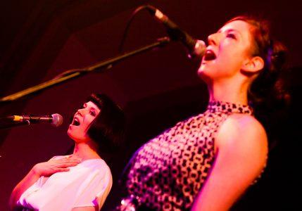 Zoey Van Goey & Aidan Moffat – Classic Grand, Glasgow