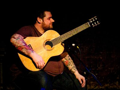RM Hubbert – The Arches, Glasgow