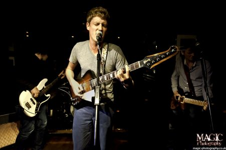Scoundrels – Ronnie Scott's, London