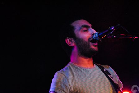 19/01/2012 | Pareto – King Tuts, Glasgow (Photos)
