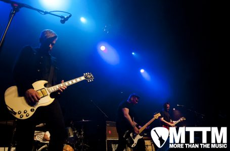 In Photos: Lonely The Brave – O2 Academy, Birmingham