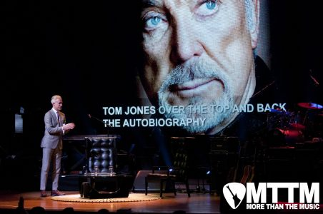 In Photos: Sir Tom Jones at Symphony Hall, Birmingham
