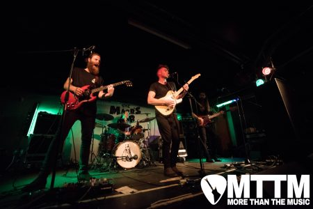 In Photos: Hunter & The Bear – The Marrs Bar, Worcester