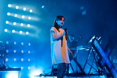 In Photos: Chvrches – O2 Academy, Birmingham