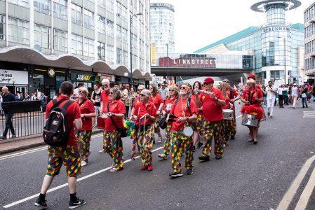 In Photos: Birmingham Pride – Day 1