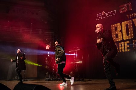 In Photos: The Boys Are Back! – Symphony Hall, Birmingham